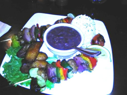 Havana Rumba has great vegan food even if that is not the entire focus